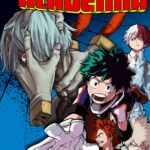 Manga My Hero Academia 03
