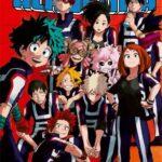 Manga My Hero Academia 04