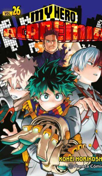 Manga My Hero Academia 26