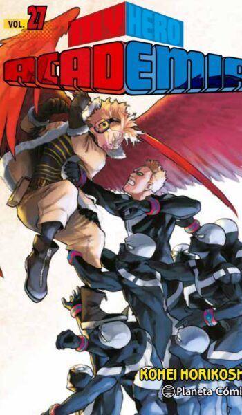 Manga My Hero Academia 27