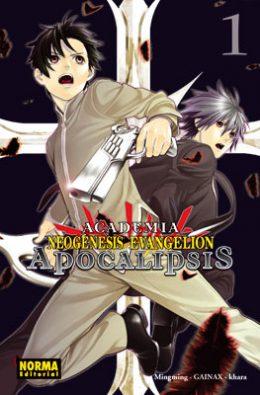 Academia Neogenesis Evangelion Apocalipsis manga 1