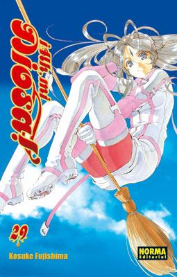 Ah-Mi Diosa-Manga-29