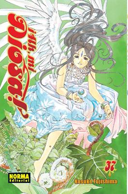 Ah-Mi Diosa-Manga-37