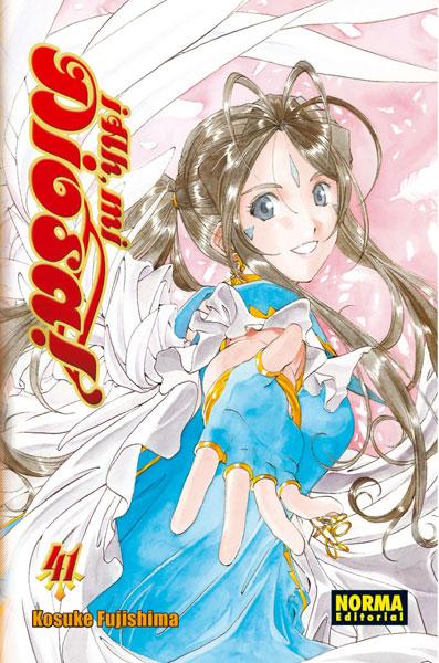 Ah-Mi Diosa-Manga-41