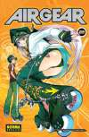 Air Gear manga tomo 2