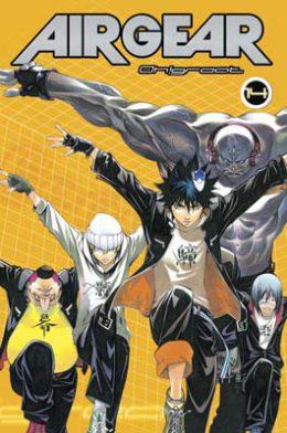 Air Gear manga tomo 14