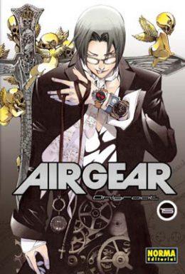 Air Gear manga tomo 15
