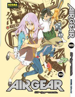 Air Gear manga tomo 16