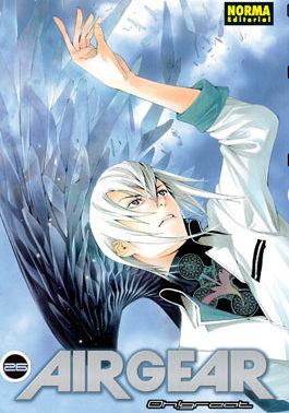 Air Gear manga tomo 26