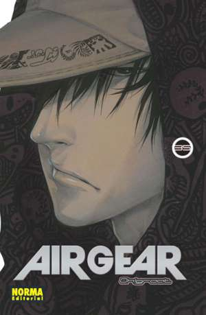 Air Gear manga tomo 35