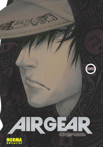 Air Gear manga tomo 35