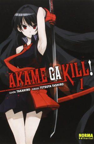 Akame ga Kill! Manga 01