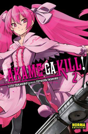 Akame ga Kill! Manga 02