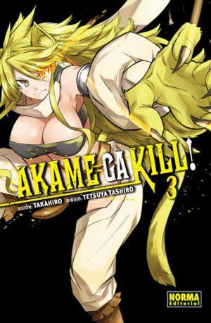 Akame ga Kill! Manga 03