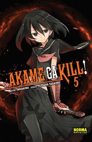 Akame ga Kill! Manga 05