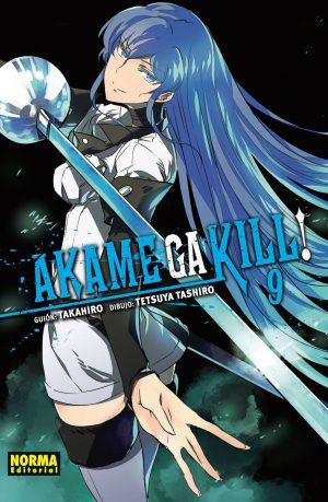 Akame ga Kill! Manga 09