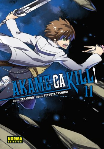 Akame ga Kill! Manga 11