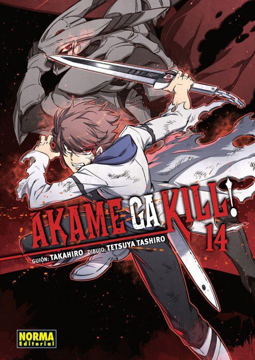 Akame ga Kill! Manga 14