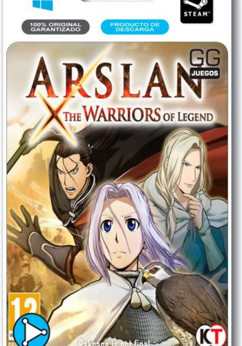 Arslan The Warriors of Legend PC Descargar