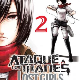 Manga Ataque a los Titanes Lost Girls 02