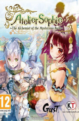Atelier Sophie The Alchemist of the Mysterious Book PC Descargar