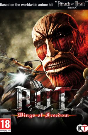 Attack on Titan Wings of Freedom PC Descargar