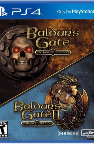 Baldur´s Gate Enhanced Edition Pack PS4