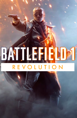 Battlefield 1 Revolution edition PC Portada
