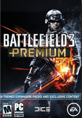Battlefield 3 Premium Pack PC