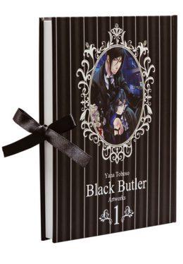 Black Butler Artbook