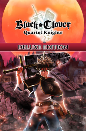 Black Clover Quartet Knights Deluxe Edition PC Descargar