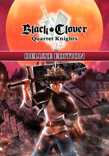 Black Clover Quartet Knights Deluxe Edition PC Descargar