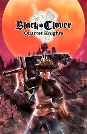 Black Clover Quartet Knights PC Descargar