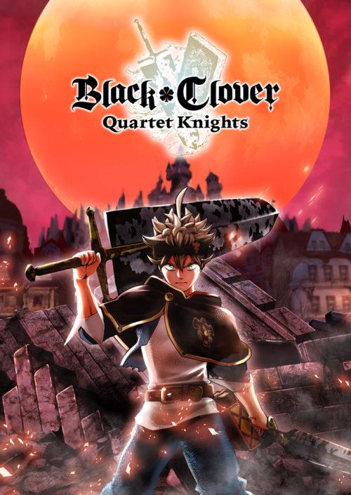 Black Clover Quartet Knights PC Descargar