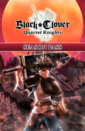 Black Clover Quartet Knights Season Pass DLC PC Descargar