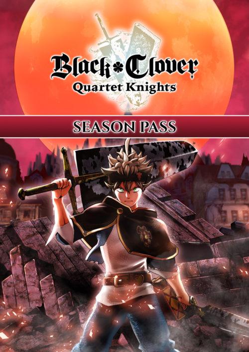 Black Clover Quartet Knights Season Pass DLC PC Descargar