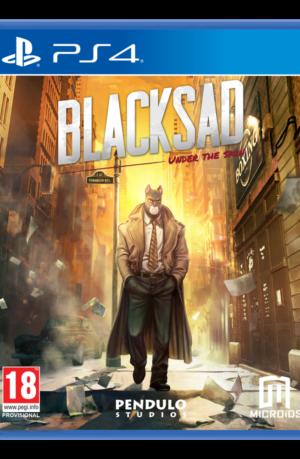 BlackSad Under the Skin Edicion Coleccionista PS4