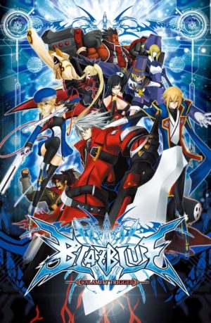 BlazBlue Calamity Trigger PC Descargar