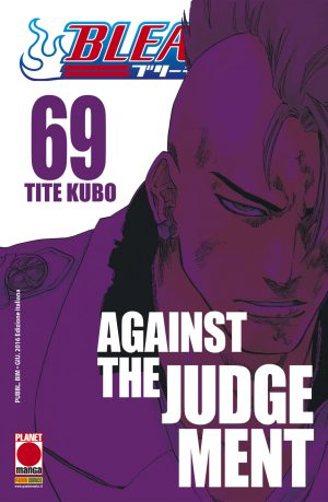 Bleach manga Tomo 69
