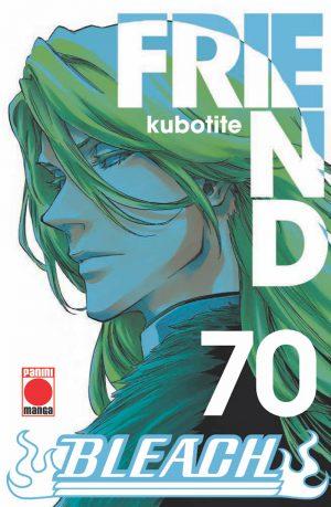Bleach manga Tomo 70