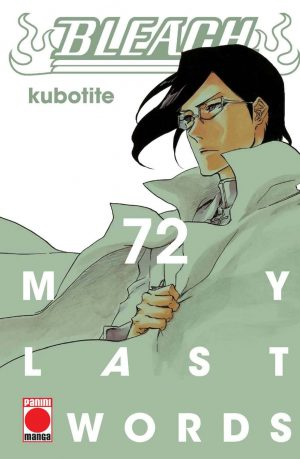 Bleach manga Tomo 72