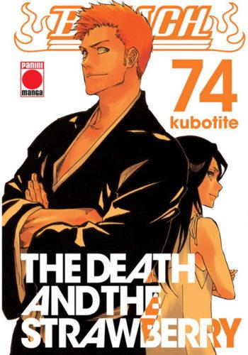 Bleach manga Tomo 74