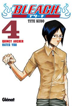 Bleach manga Tomo 4