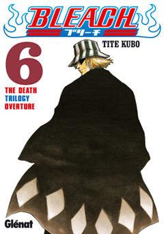 Bleach manga Tomo 6