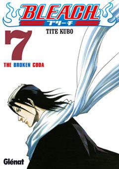 Bleach manga Tomo 7