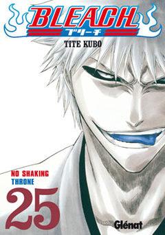 Bleach manga Tomo 25