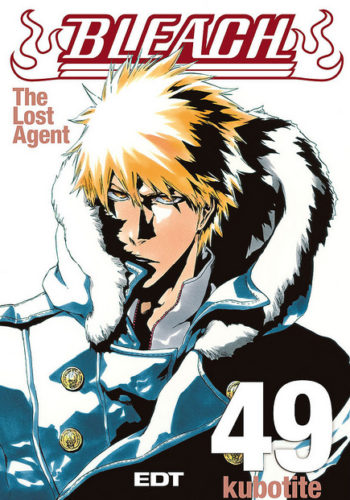 Bleach manga Tomo 49