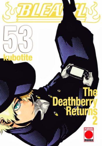 Bleach manga Tomo 53