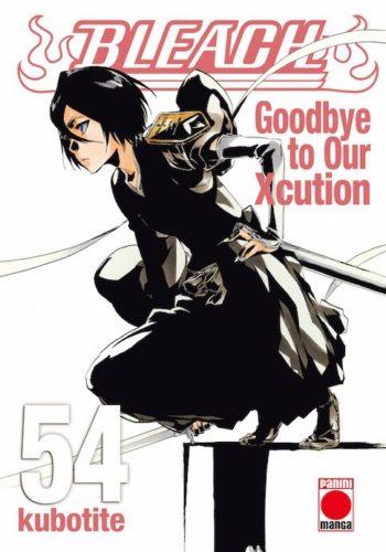Bleach manga Tomo 54