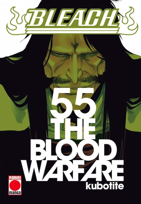 Bleach manga Tomo 55